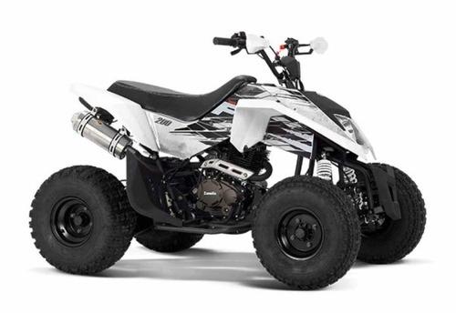 cuatriciclo fx 150 md max zanella - 0km - lavalle motos