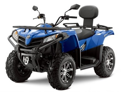 cuatriciclo gamma 450 mountaineer doble limitado 2016