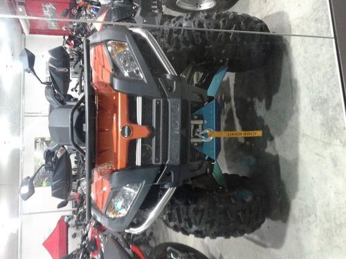 cuatriciclo gamma  atv mountainer 800 cc