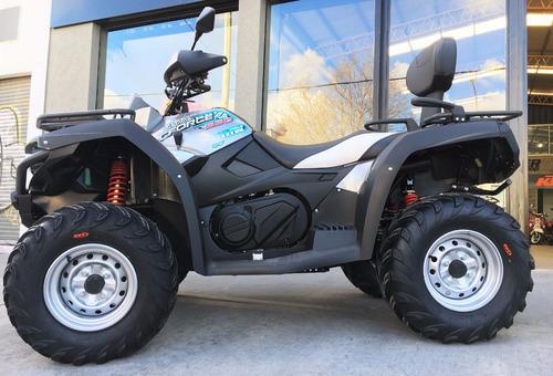 cuatriciclo gamma cforce550 2017 0km -klober motoshop