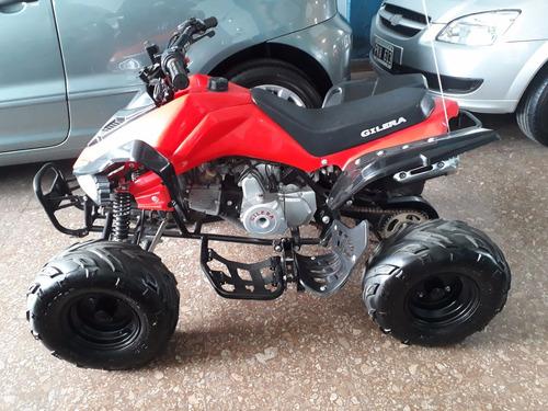 cuatriciclo gillera automatico 110 cc nuevo
