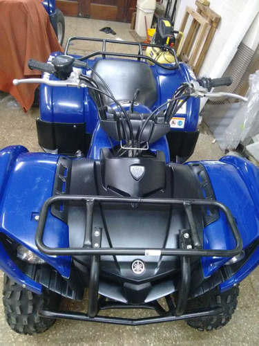 cuatriciclo grizzly 125