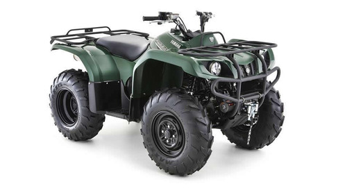 cuatriciclo grizzly 350