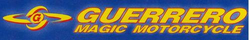 cuatriciclo guerrero gft 70  0km motos ap autoport