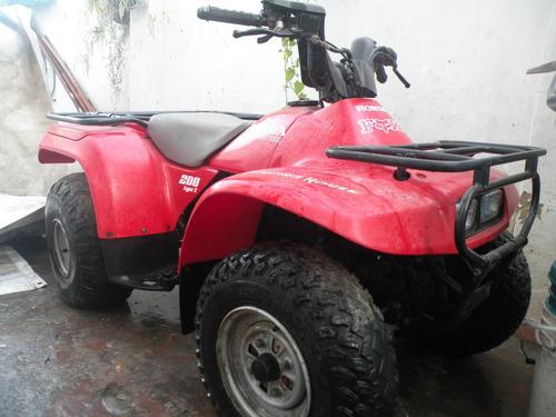 cuatriciclo honda 200cc type 2