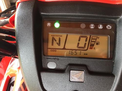 cuatriciclo honda 500c.c 4x4 impecable.patentado 2012