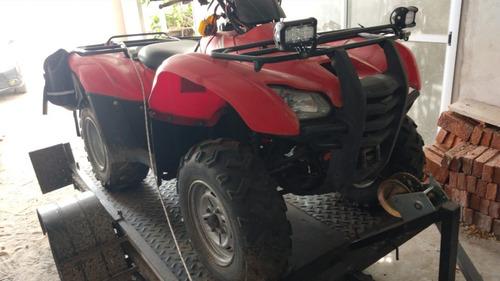cuatriciclo honda fourtrax 420 cc  mod 2012