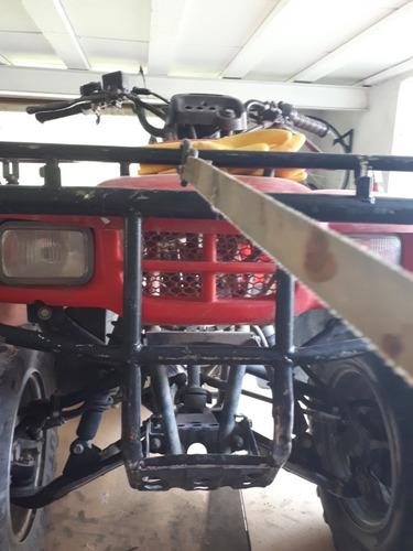 cuatriciclo honda trx 250. parrillero ,ideal para repuestos