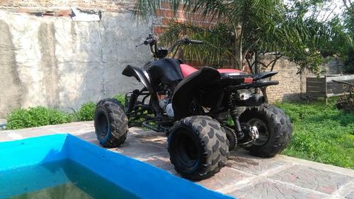 cuatriciclo jawa 2008 modelo bandido 110 cc.