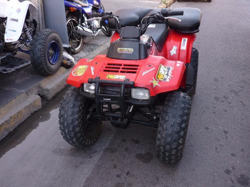 cuatriciclo kawasaki 250 motos march  oferta contado