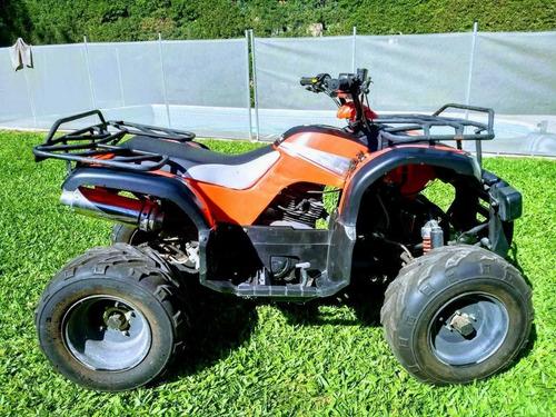 cuatriciclo keller quadwork 200cc 2011