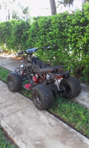 cuatriciclo kenton gorila 150cc 5 marchas + retroseso