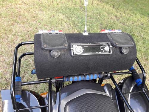 cuatriciclo koreny 110cc 3 cambios+reversa manual