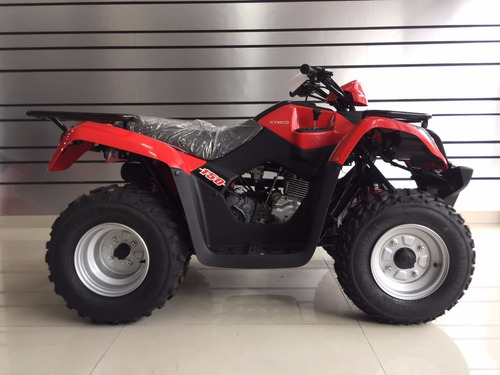 cuatriciclo kymco  mxu 150 okm sin rodar 2016 automatico