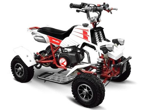 cuatriciclo mini kids 50 cc. en rh motos