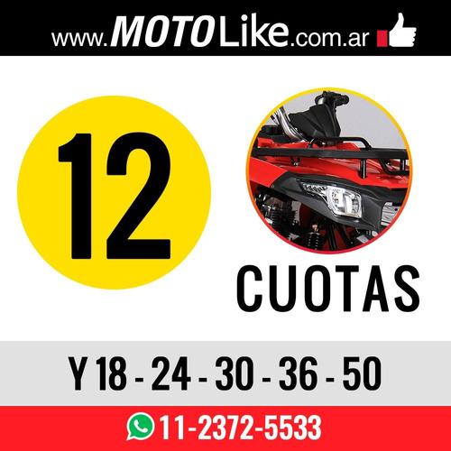 cuatriciclo moto zanella