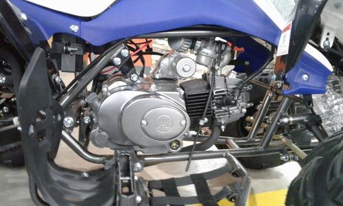 cuatriciclo motomel 110