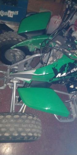 cuatriciclo motomel 110cc