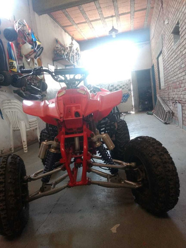cuatriciclo motomel pitbull 200