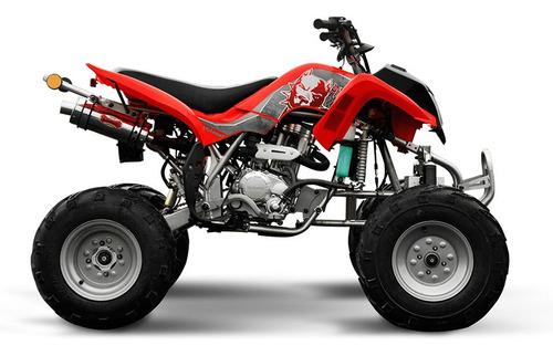 cuatriciclo motomel pitbull 200cc 0km envios a todo el pais!