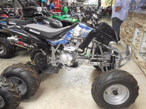 cuatriciclo motomel pitbull 200cc 0km  tamburrino motos