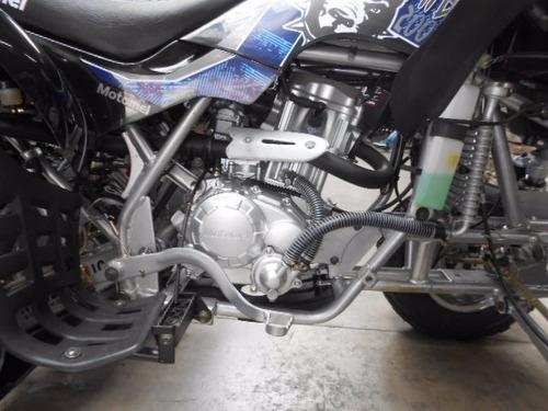 cuatriciclo motomel pitbull motos