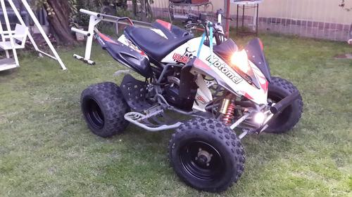 cuatriciclo motomel volkano 250 cc - impecable