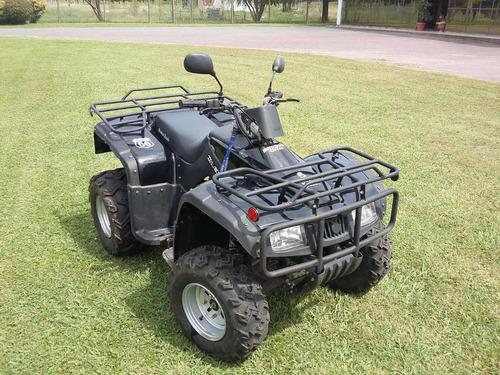 cuatriciclo nuevo muy poco uso jaguar 250cc