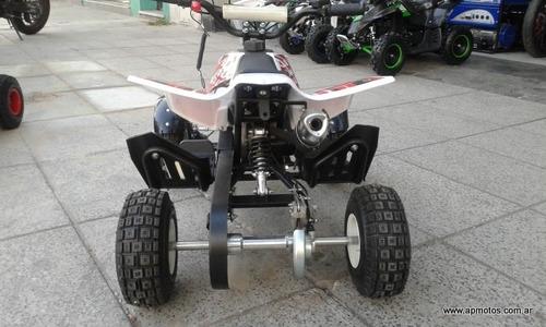cuatriciclo pagani mini raptor 50 cc 0km ap motos
