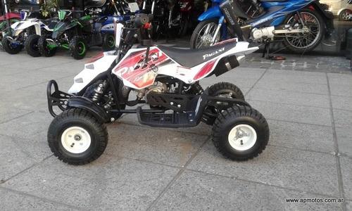 cuatriciclo pagani mini raptor 50 cc 0km motos ap