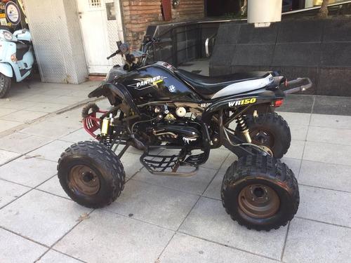 cuatriciclo panther 150 cc 2011