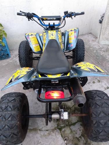 cuatriciclo panther 200cc