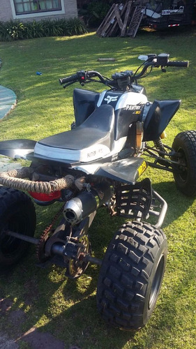 cuatriciclo  panther 250cc deportivo