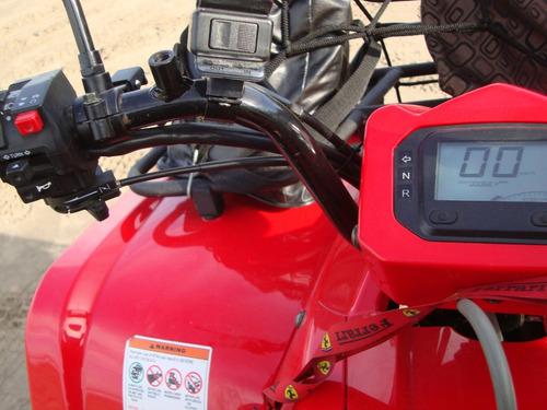 cuatriciclo parrillero tibo 250