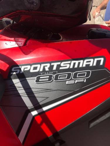 cuatriciclo polaris 800cc sportsman