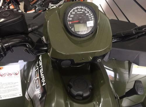 cuatriciclo polaris sportsman 450 450cc 0km 2018