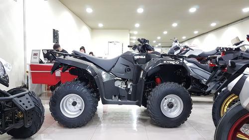 cuatriciclo quad kymco mxu 300 0km urquiza motos gforce