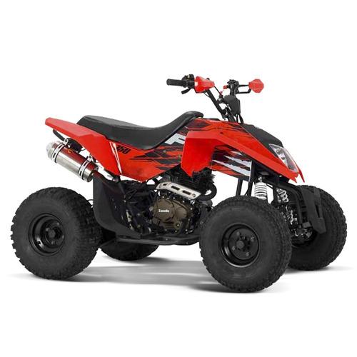 cuatriciclo quad zanella fx 150 automatico 0km urquiza motos