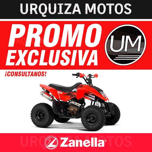 cuatriciclo quad zanella fx 250 mad max 0km urquiza motos