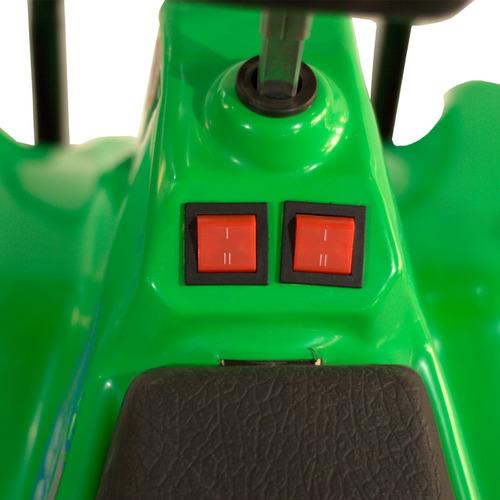 cuatriciclo rodacross rx 601 2 baterias 12v 2 vel 4 a 9 años