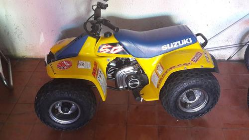 cuatriciclo suzuki 50 cc