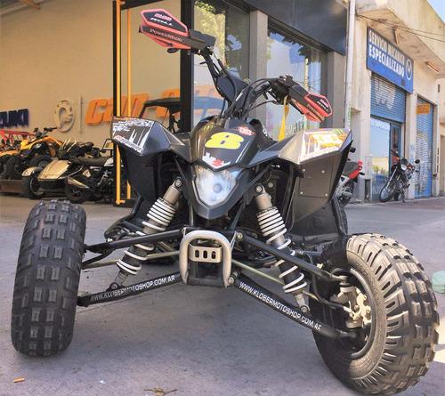 cuatriciclo suzuki ltr450-2008-klober motoshop-mar del plata
