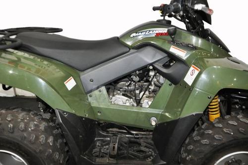 cuatriciclo sym quadlander 300cc parrillero