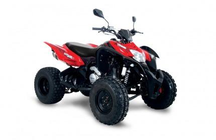 cuatriciclo terrain 250 x deportivo quilmes- honda no