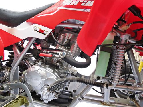 cuatriciclo verado pitbull 250cc 4 tiempos enfriado agua okm