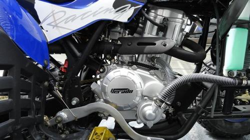 cuatriciclo verado racing 250 4 tiempos garantia
