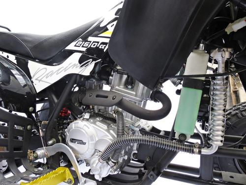 cuatriciclo verado racing 250cc carreras 4t okm garantia