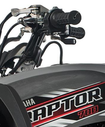 cuatriciclo yamaha  atv raptor 700 modelo 2018 palermo bikes