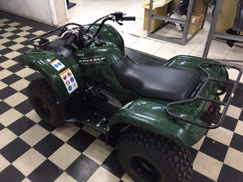 cuatriciclo yamaha grizzly 125 2016