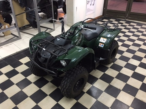 cuatriciclo yamaha grizzly 125